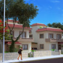 Området Long Beach Villa