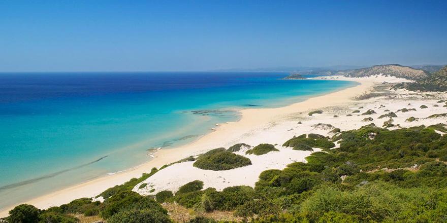 Kuzey Kıbrıs'ın Doğa Harikası Karpaz Yarımadası